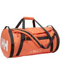 Helly Hansen Duffel Bag 2 90l Red