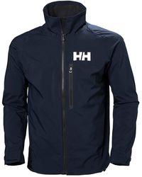"""Helly Hansen Fleecejacke """"HP Fleece"""" - Blau"""