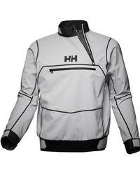 Helly Hansen Hp Foil Pro Smock Top - Gray