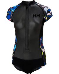 Helly Hansen Waterwear Swimsuit Sailing Trouser Black