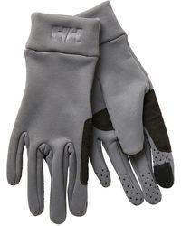 Helly Hansen Fleece-einlagen Für Handschuhe - Grau