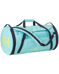 Helly Hansen Duffel Bag 2 90l Blue