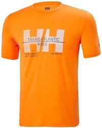 Helly Hansen Orange Xxl