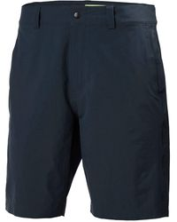 "Helly Hansen HP QD CLUB SHORTS 10"" Pantalon Nautico - Azul"