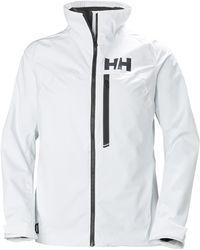 Helly Hansen Sailing Jacket White