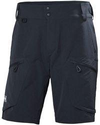 Helly Hansen Hp Dynamic Sailing Shorts - Blue