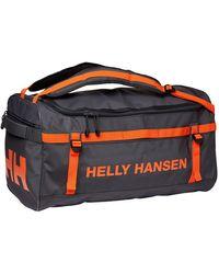 Helly Hansen Hh Classic Duffel Bag S - Black