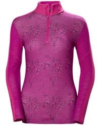 Helly Hansen Baselayer Pink