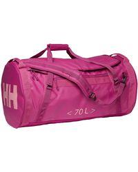 Helly Hansen Duffel Bag 2 90l - Purple