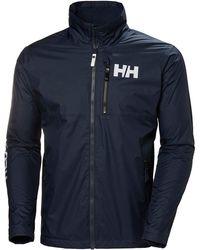 Helly Hansen Hp Racing Couche Intermédiaire Veste De Voile - Bleu