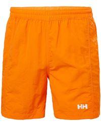 Helly Hansen CALSHOT TRUNK Pantalon Nautico - Naranja
