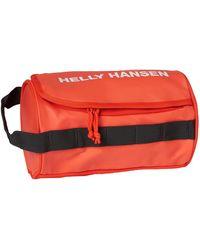 Helly Hansen WASH BAG 2 - Rojo