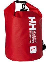 Helly Hansen OCEAN DRY BAG L - Rojo