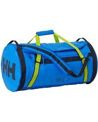 Helly Hansen Hh Duffel Bag 2 90l - Blue