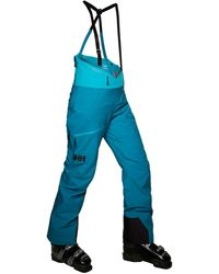 Helly Hansen Hiking Trouser Blue