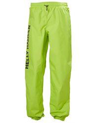 Helly Hansen Pantalon De Pluie - Vert