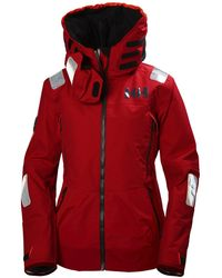 Helly Hansen Sailing Trouser Red