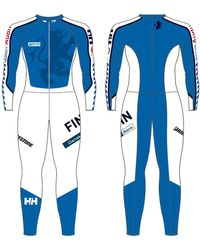 Helly Hansen Wc Speed Suit Gs Blue