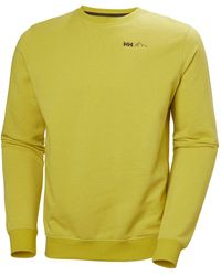 Helly Hansen F2f Organic Cotton Jumper - Multicolour