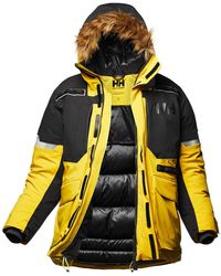 Helly Hansen Expedition Parka - Yellow