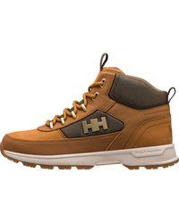 Helly Hansen Wildwood Waterproof Boots 10 - Brown