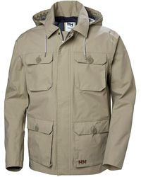 Helly Hansen Kobe Field Jacket - Gray
