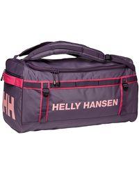 Helly Hansen Classic Duffel Bag Xs Purple