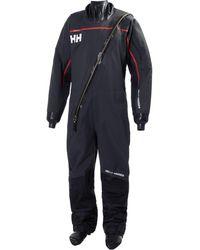Helly Hansen Hp Drysuit 2 - Black