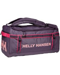 Helly Hansen Classic Duffel Bag S Yellow - Purple