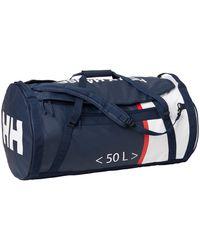 Helly Hansen Hh Duffel Bag 2 70l - Blue
