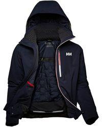 Helly Hansen Alpha Lifaloft Jacket - Blue