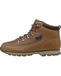 Helly Hansen The Forester Winter Boot Yellow 37.5/6.5 - Brown