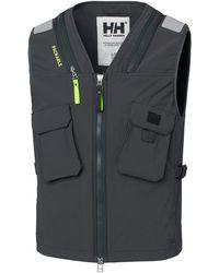 Helly Hansen Arc Ss21 Ocean Lightweight Vest L - Multicolor