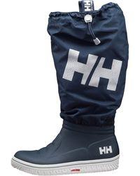Helly Hansen Aegir Gaitor 2 Sailing Shoe Navy 46/12 - Blue