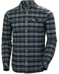 Helly Hansen - Classic Check Long Sleaves Flannel Shirt Xxl - Lyst
