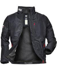 Helly Hansen Crew Jacket - Blue