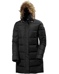 Helly Hansen Aden Down Parka - Black