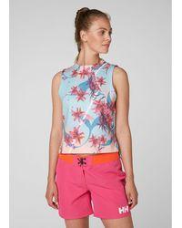 Helly Hansen Women's Hp Ocean Sleeveless Top Pink