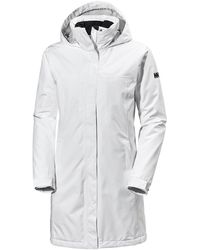 Helly Hansen Aden Insulated Coat Parka White