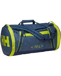 Helly Hansen Duffel Bag 2 50l Yellow - Blue
