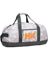 Helly Hansen Sport Duffel 50l Gray