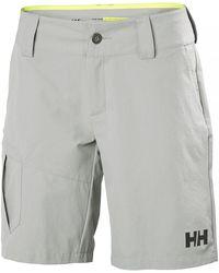 Helly Hansen Pantalon De Voile - Gris