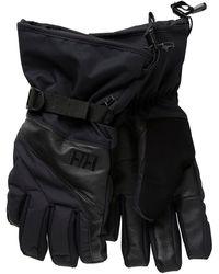 Helly Hansen Freeride Glove - Black