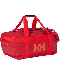 Helly Hansen H/H SCOUT DUFFEL M - Rojo