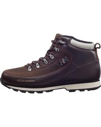 Helly Hansen The Forester-m Hiking Boot - Black