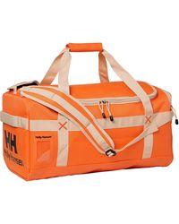 Helly Hansen Heritage Klassische Reisetasche - Orange