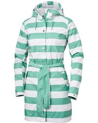 Helly Hansen W Lyness Ii Coat - Green