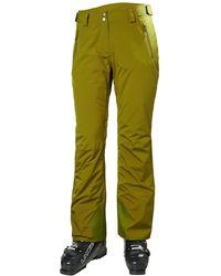 Helly Hansen Legendary Ski Trouser Green