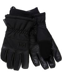 Helly Hansen W All Mountain Glove - Black