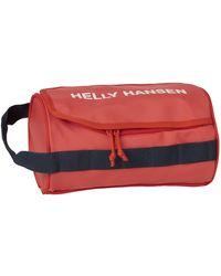 Helly Hansen Hh Wash Bag 2 - Red